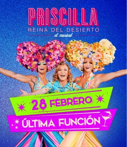 Priscilla reina del desierto el musical enplatea for Aida piscina reina del desierto